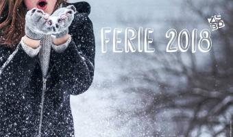 Ferie 2018
