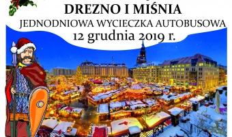 Komunikat dla uczestników wyjazdu do Drezna i Miśni